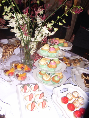 Gables high tea east malvern