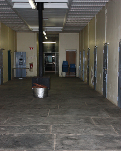 gladstone gaol women's cell block