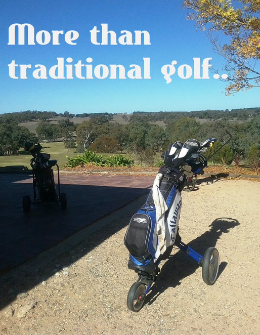 Golf, club, Mount Pleasant, Barossa, South Australia