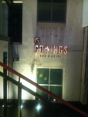 gowings bar and grill