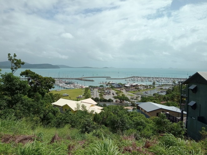 Heart of reef, view, airlie beach, cannonvale.