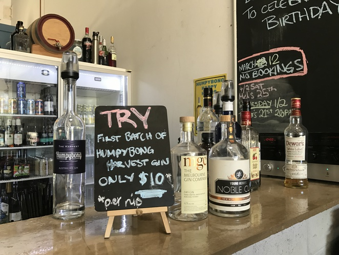 humpybong distilling company, beer, bar, drinks, alcohol, cafe, dog friendly, restaurant, coffee, cold press, stafford, northside, northern suburbs, brisbane, stafford city, warehouse, tap beer, music, breakfast, brunch, lunch