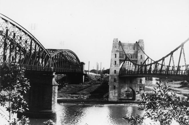 Historic Bridges in Indooroopilly