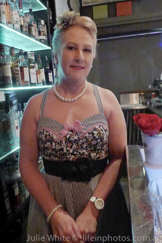 Jacqui, Glass Bar, New Owner, Judith Wright Centre, Fortitude Valley