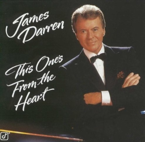 James Darren This One's From the Heart