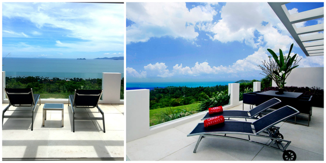 luxury escapes koh samui