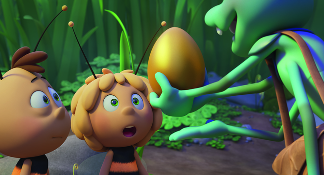 maya the bee the golden orb, cinema, community event, fun things to do, entertainment, film review, movie review, animated film, family friendly film