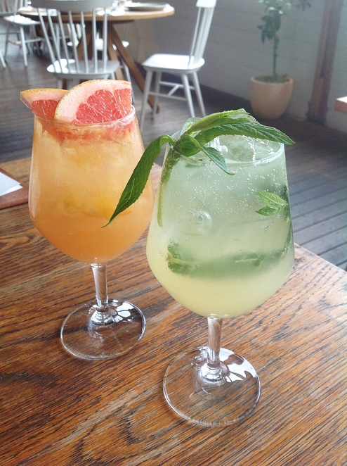 Mocktails, Acre Eatery