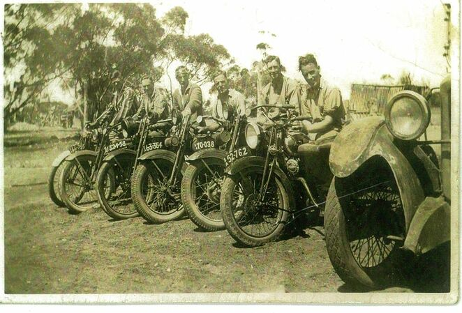 Motorcycle, Fun Things to Do, Competition, Swap Meet, Shopping, South Australia, Balhannah, Men