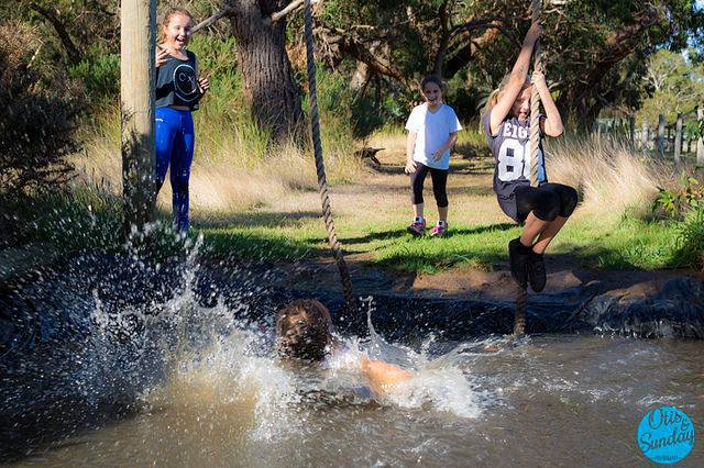 Mud Up Day, obstacle racing melbourne, family festivals melbourne, melbourne events,melbourne mud run, The Ideas Library