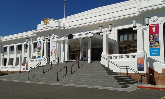 Museum of Democracy, Old Parliament House, Terrace Cafe, cafes in Canberra