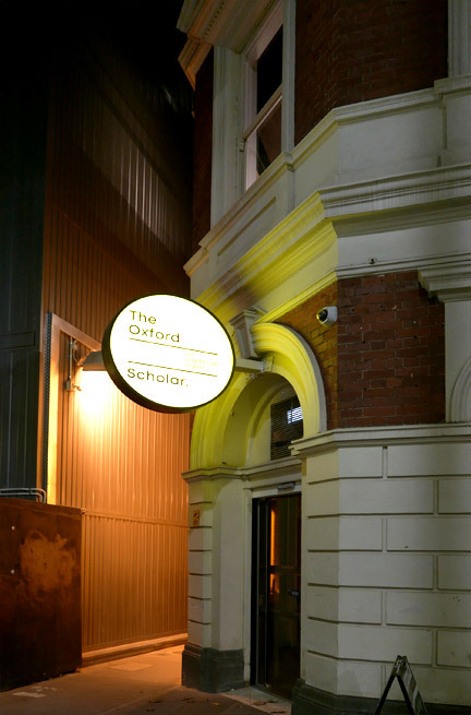 Oxford Scholar Hotel Relaunches