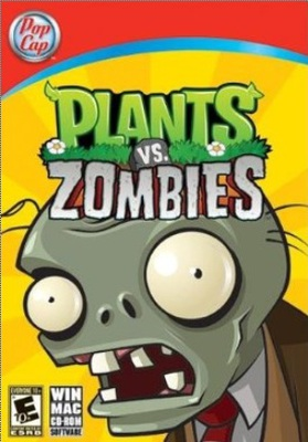 plants vs. zombies, zombie game