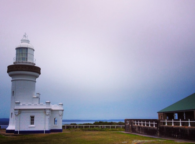 Point Perpendicular Lighthouse Currarong