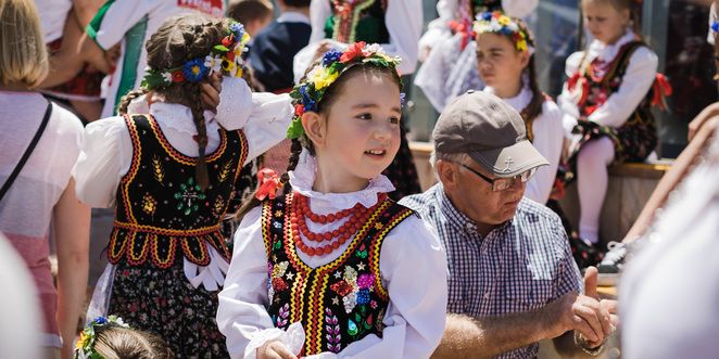 polish festival 2018, federation square, cultural event, community event, fun things to do, taste of poland, traditional dance, traditional polish costume, entertainment, food, market, deakin edge, kidstop, lot polish airlines