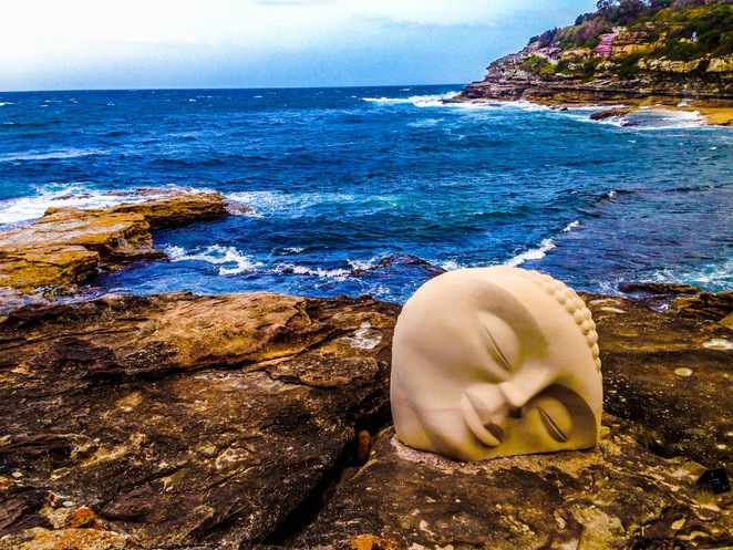 Sculpture by the Sea (photo by Adrian Kmita)