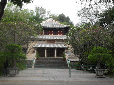 Temple in Ho Chi Minh City