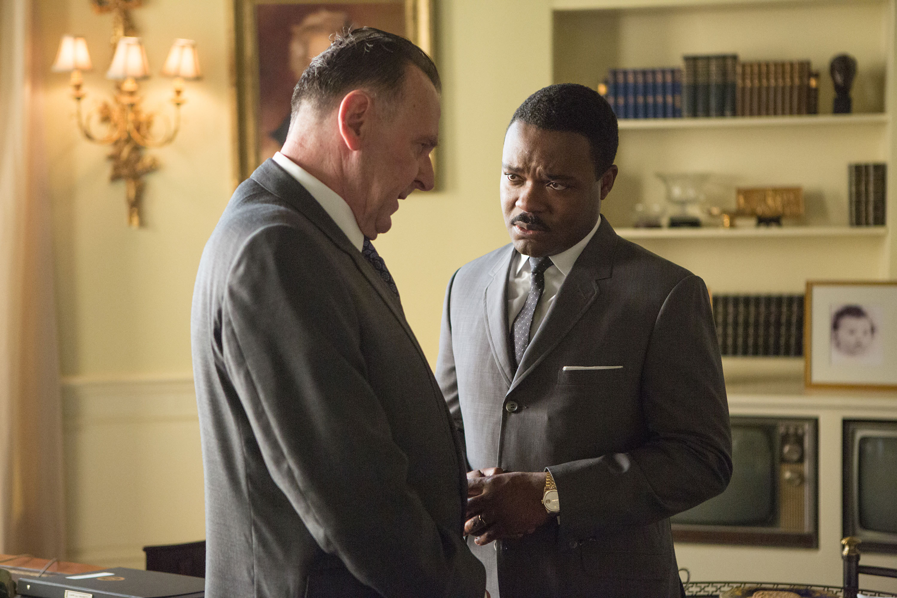 Martin luther king movie white actor