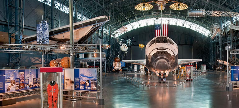 Smithsonian Virtual Tour Air And Space
