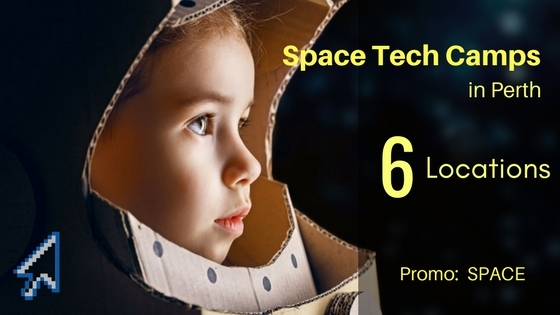 Space Camps TechCamps4Kids