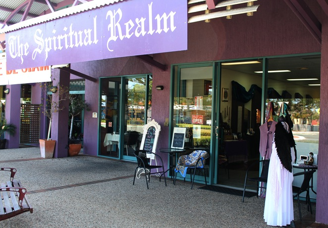 spiritual realm wellington point psychic shop