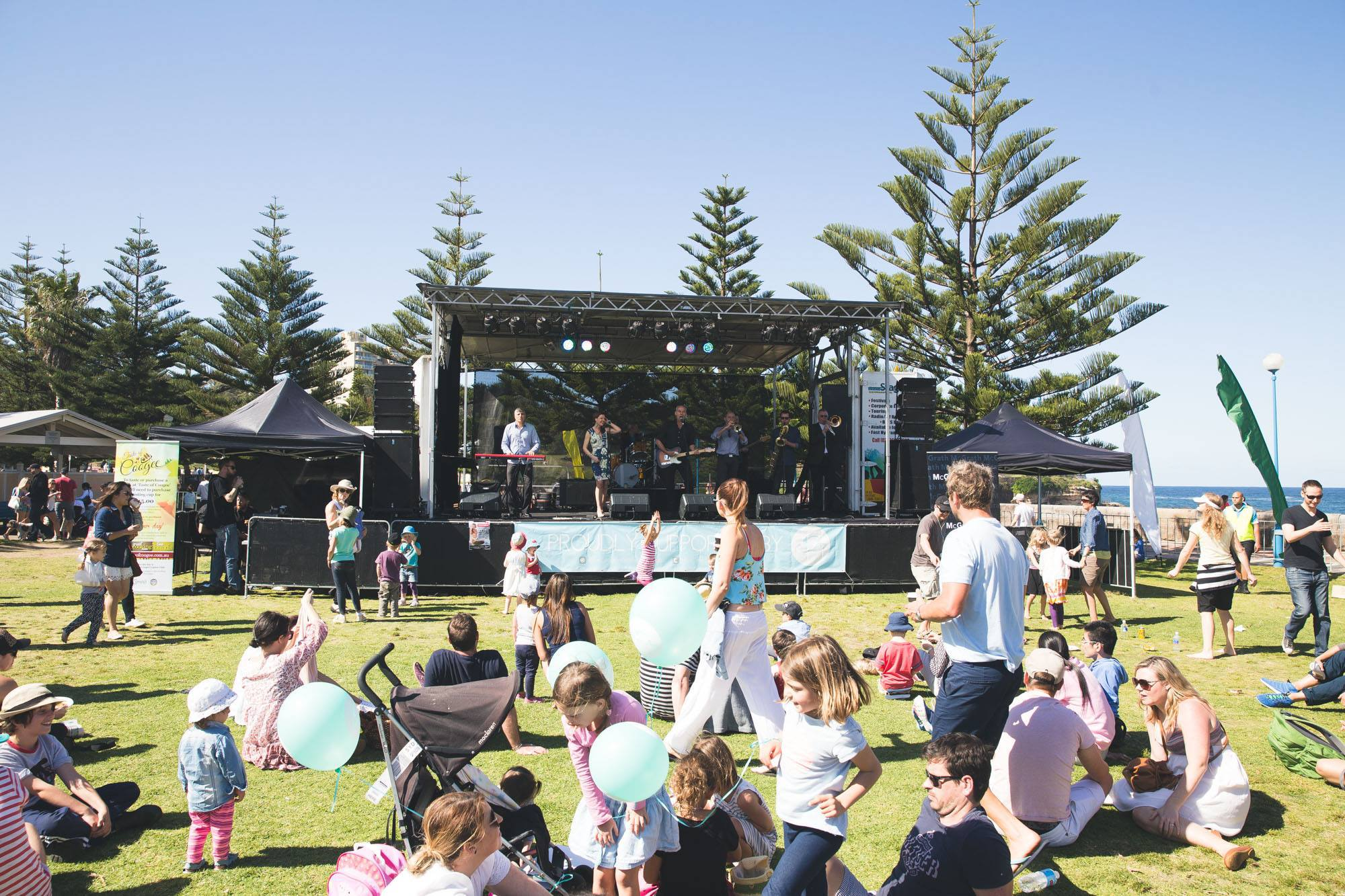 coogee beach festival_monsterball amusements
