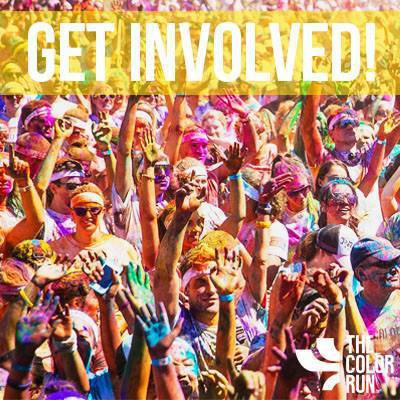 the color run, colour run, fun runs, sydney runs