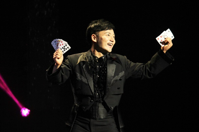The Illusionists Direct from Broadway