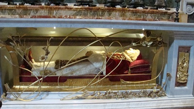 The Tomb of St Peter