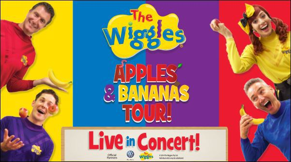The Wiggles' Apples and Bananas Tour