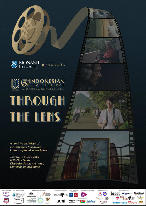 under the stars, through the lens, 13th indonesian film festibval 2018, high school revunion, discursive space, arts west, immigration museum, galih dan ratna, indonesian movie, foreign movie, community event, cultural event, fun things to do, subtitled movie, classic indonesian movie, film festival, commercial and arthouse cinema, cinema, university of melbourne indonesian student association, free event
