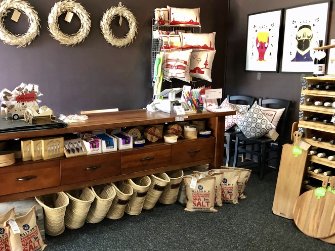 Urban Providore, gourmet food, food and wine, local produce, Canberra, deli, hampers and gifts