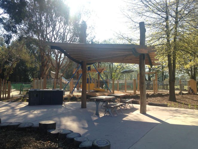 Wally Tew Playground