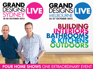 grand, designs,home,show,television,melbourne,sydney,family,day,out,things,to,do