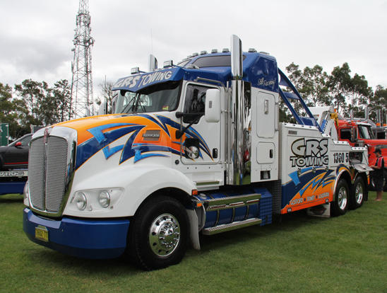 27th Annual Penrith Working Truck Show