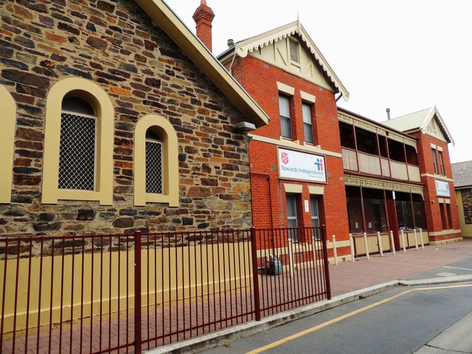 about adelaide, history of adelaide, south australia, south terrace, salvation army, whitmore square