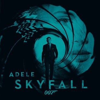 adele skyfall james bond movie 2012