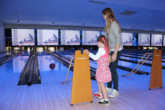 AMF bowling Joondalup birthday party
