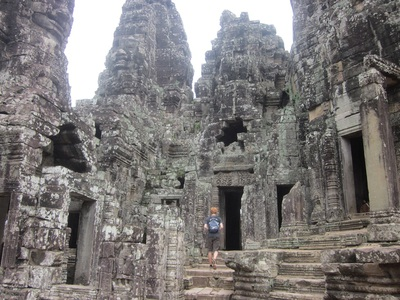 Angkor Wat - famous,historical and majestic