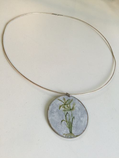 Anja Jagsch's Jewellery workshop at Wunderkammer Gallery and Gifts
