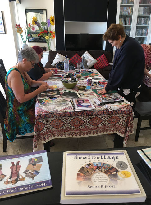 Art, Workshops, The Redlands, Spiritual, Learn Something, Birkdale, SoulCollage®