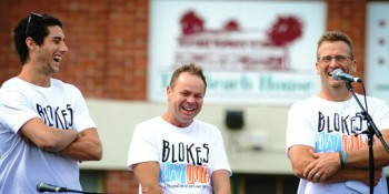 blokes day out,men,geelong,barwon health