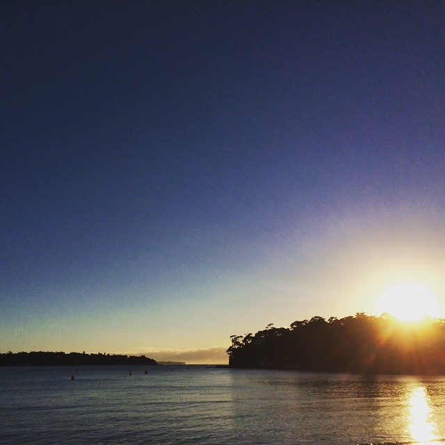 bonnie vale, royal national park, port hacking, river, bundeena, sunrise, camp