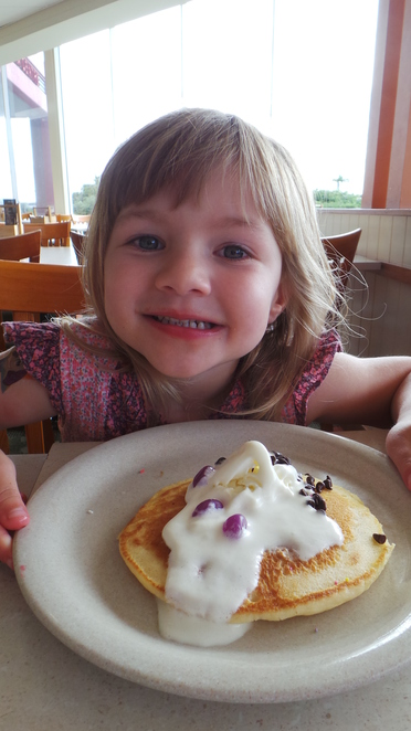 Breakfast at Sizzler