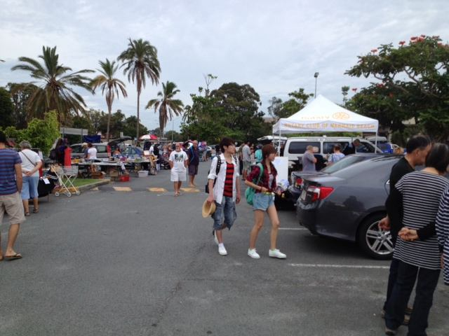 car boot sale, mermaid waters, gold coast