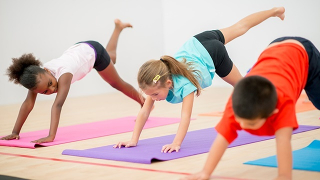 children's,yoga