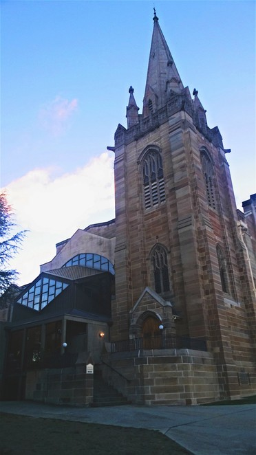 Church in Canberra