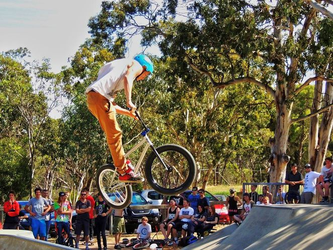 come n try, come n try adelaide, come and try, fun for kids, school holidays, school holidays activities, activities for kids, in adelaide, life be in it, come and try bmx
