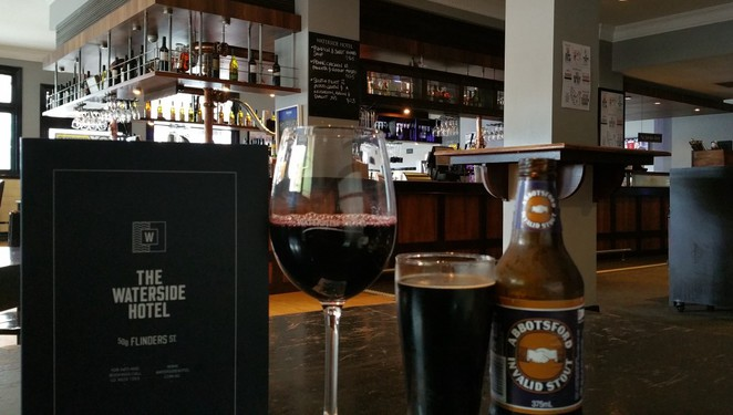 Wine and Craft Beer at the Waterside Hotel