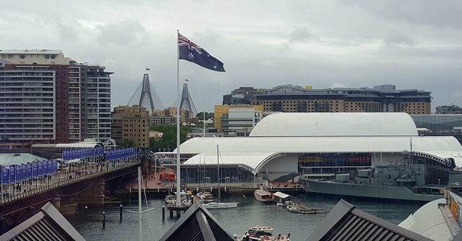 Darling Harbour, views, attractions, location, Sydney